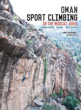 Oman: Muscat Sport Climbing cover