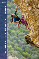 Maple Canyon Rock Climbing Guidebook