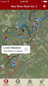Explore Gauley, Meadow and Summersville like they are meant to be explored via our interactive trail map.