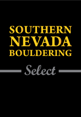 Southern Nevada Red Rocks Bouldering Guidebook