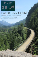 Exit 38 Rock Climbing Guidebook