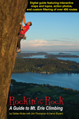 Mt. Erie Rock Climbing Guidebook