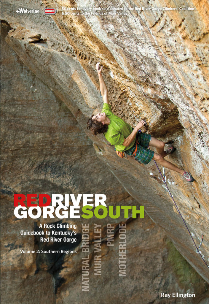 Red River Gorge Rock Climbing Guidebook Rrg South
