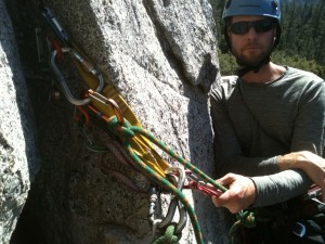 Clay in Yosemite
