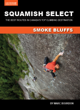 Squamish Rock Climbing Guidebook