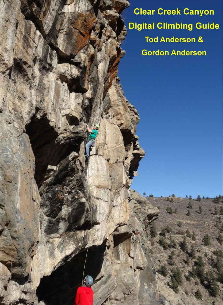 Clear Creek Canyon Rock Climbing Guidebook