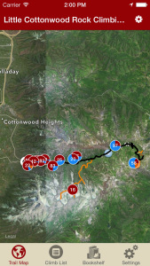 Explore Little Cottonwood like it was meant to be explored via our interactive trail map.