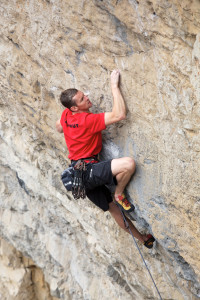 Marc Bourdon - Guidebook publisher and author to six Squamish Rock Climbing Guidebooks.