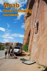 Moab Rock Climbing Guidebook