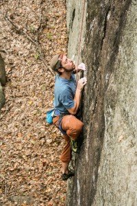 Norm on Hashtag, Swag, Yolo, 5.11d Powerlinez