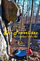 Powerlinez Rock Climbing Guidebook