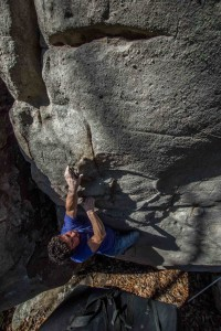Corey Harris on Rite of Passage (V2)