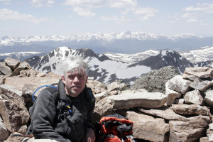 Brian atop Quandary, 2006