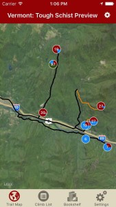 Explore Vermont Rock like it was meant to be explored via our interactive trail map.