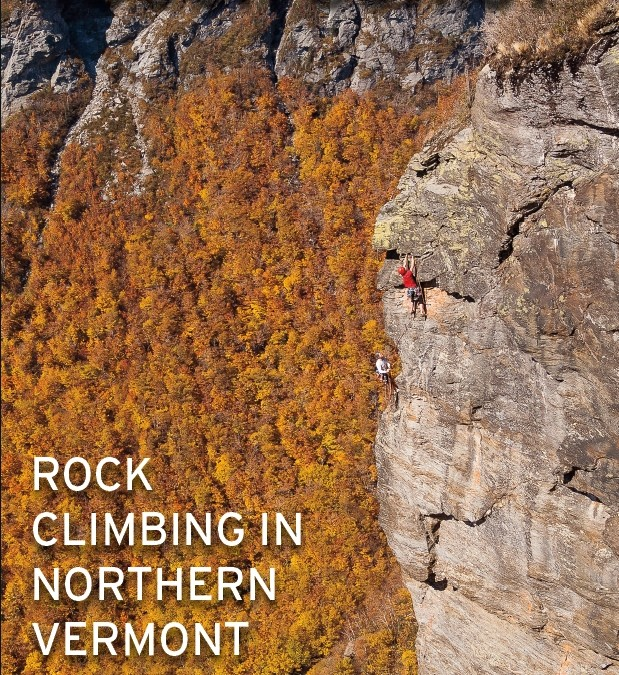 Vermont Rock Climbing Guidebook