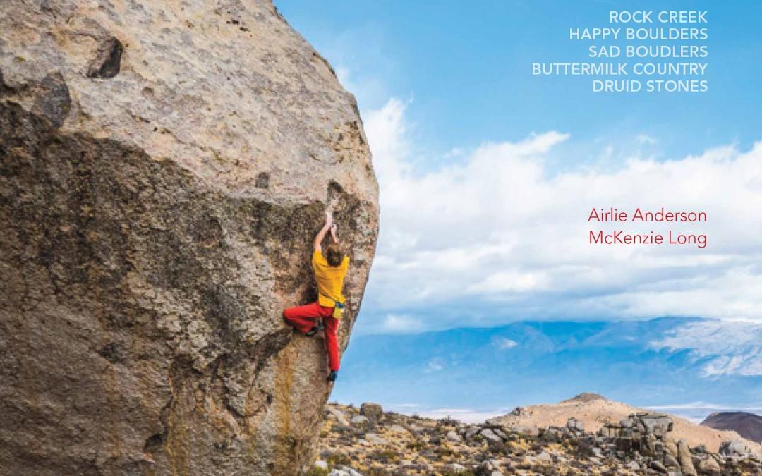 Bishop Bouldering Guidebook