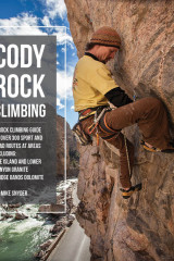 Cody Rock Climbing Guidebook