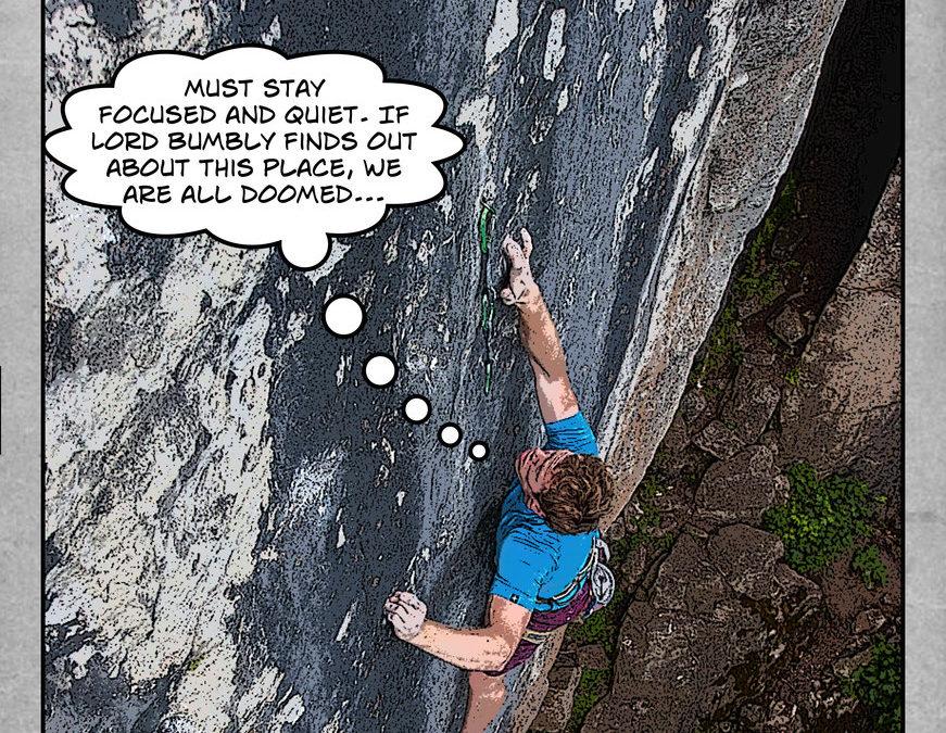 Ontario: Devil's Glen Rock Climbing Guidebook