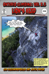 Ontario: Lion's Head Rock Climbing Guidebook