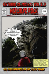 Ontario: Metcalfe Rock Climbing Guidebook