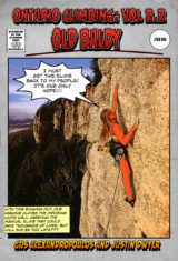 Ontario: Old Baldy Rock Climbing Guidebook