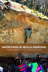 Montague Bouldering Guidebook