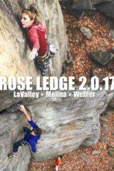 Rose Ledge 2.0 Rock Climbing Guidebook