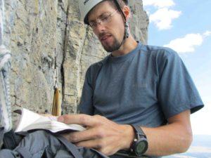 Ontario Rock Climbing Guidebook Author Justin Dwyer
