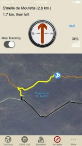 rakkup guides you car to crag then displays your destination's picture when you arrive. Awesome.