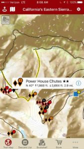Take a look at all the terrain at once on a single interactive map. Choose between topo or aerial view and click on a Descent for more information.