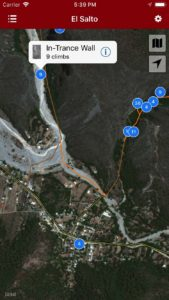 Explore El Salto via our interactive trail map.