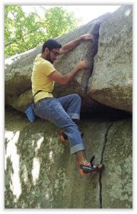Athar Naseer, Gaping Crack (V3)