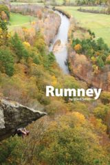 Rumney Rock Climbing Guidebook