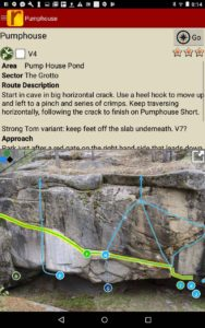 Detailed route descriptions written by locals.