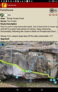 Detailed route descriptions written by locals.