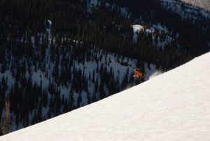 Skier Kevin Krill Samples the Goods