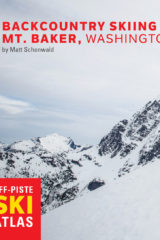 Backcountry Skiing: Mt. Baker Guidebook