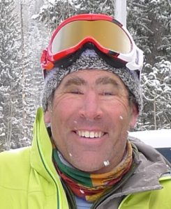 Matt Schonwald, Washington Backcountry Skiing Guidebook Author