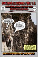 Ontario: Rattlesnake Conservation Area Rock Climbing
