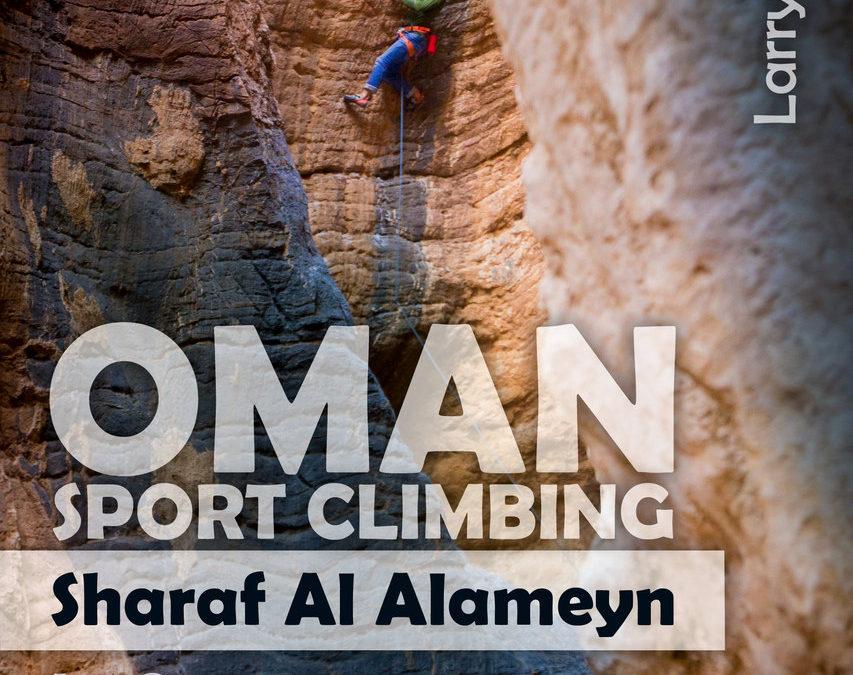 Oman: Sharaf Al Alameyn Sport Climbing Guidebook