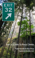 Exit 32 (Little Si) Rock Climbing Guidebook