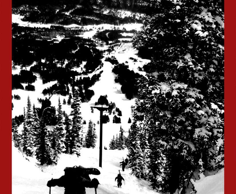 Backcountry Skiing: Bridger Ridge Montana Guidebook