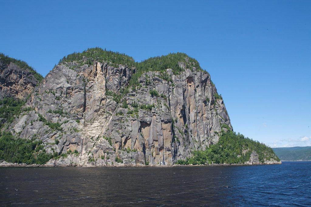 The Cap Trinité at Rivière Éternité