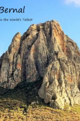 Mexico: Peña de Bernal Rock Climbing Guidebook