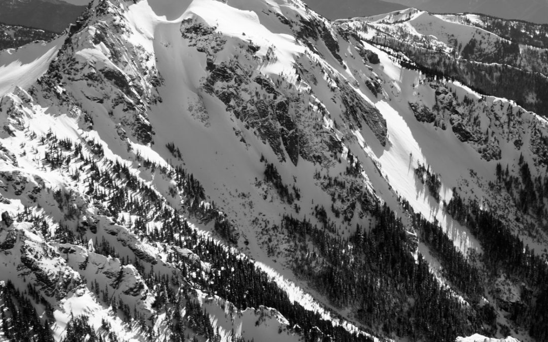Backcountry Skiing: Olympic National Park Hurricane Ridge