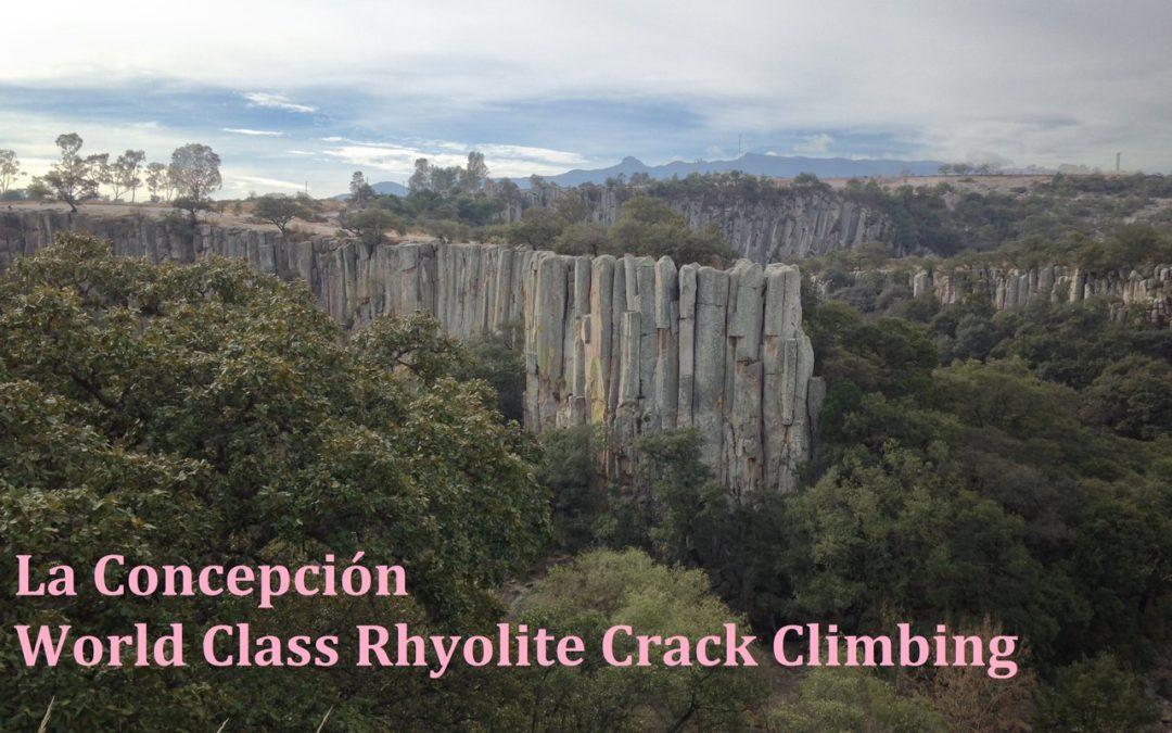 Mexico: La Concepción Rock Climbing Guidebook