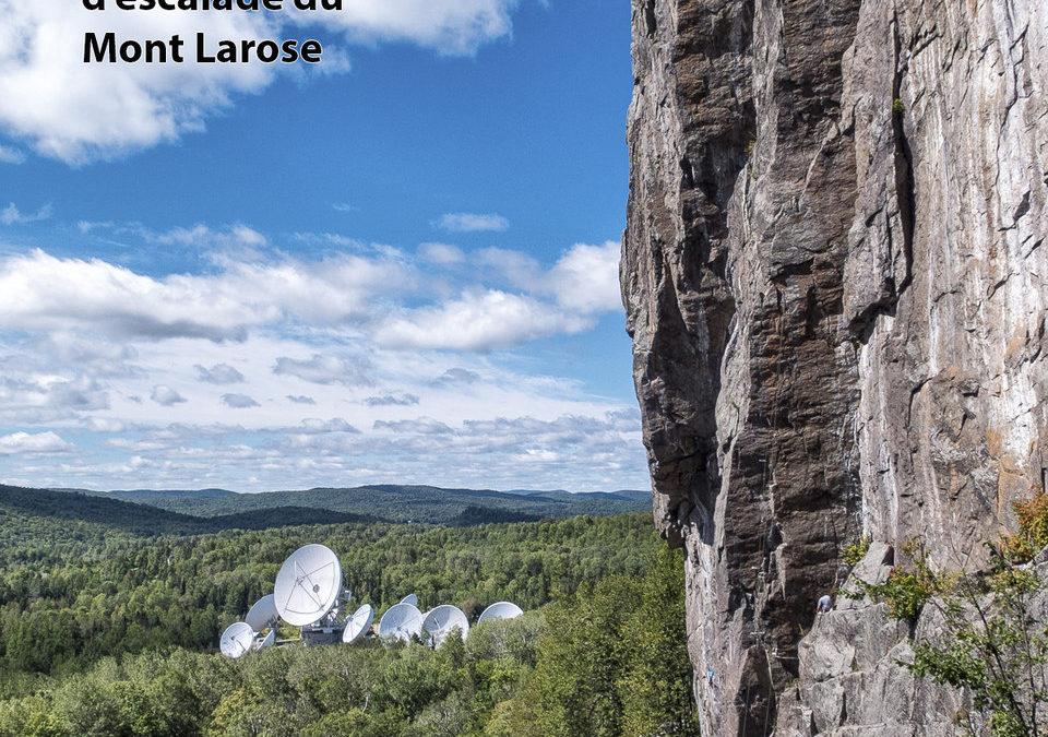 Québec: Mont Larose (Weir) Rock Climbing