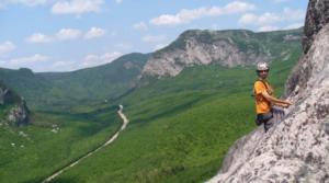 Alain Simard Québec: Parc National des Grands-Jardins Rock Climbing Guidebook Author